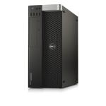 DELL Precision T5810 3.5GHz E5-1650V3 Tower Black