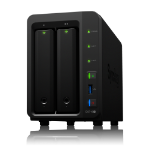 Synology DS718+/4TB-REDPRO 2 Bay NAS