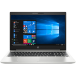 "HP ProBook 450 G6 Zilver Notebook 39,6 cm (15.6"") 1920 x 1080 Pixels Intel® 8ste generatie Core™ i7 8 GB DDR4-SDRAM 256 GB SSD Windows 10 Pro"