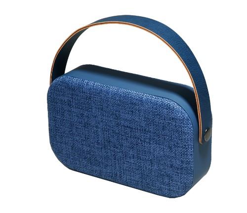 Denver BTS-63BLUE 6 W Stereo portable speaker Blue