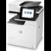 HP Color LaserJet Enterprise M681dh Laser 1200 x 1200 DPI 47 Seiten pro Minute A4