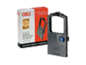OKI 09002309 cinta para impresora Negro