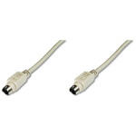 Digitus Kabel / Adapter White PS/2 cable