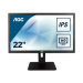 "AOC Pro-line I2275PWQU LED display 54,6 cm (21.5"") Full HD Plana Mate Negro"