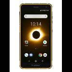"RugGear RG650 14 cm (5.5"") Dual SIM Android 8.1 4G Micro-USB 2 GB 16 GB 4200 mAh Zwart, Geel"