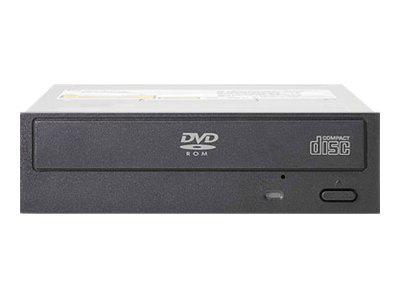 Hewlett Packard Enterprise 624189-B21 optical disc drive Internal Black DVD-ROM