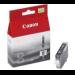 Canon CLI-8 BK w/Sec cartucho de tinta Original Negro 1 pieza(s)