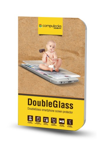 Compulocks DGSIPH6 screen protector Clear screen protector Mobile phone/Smartphone Apple 1 pc(s)