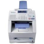 Brother FAX-8360P Mono Laser Fax, 14cpm, 33600bps Modem, 600 x 300 dpi, 250Sheet Cty 1Yr On-Site Wty