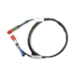 DELL SFP+/SFP+, 10ft networking cable Black 3.048 m