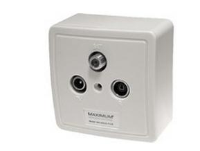 Maximum 1208 outlet box White