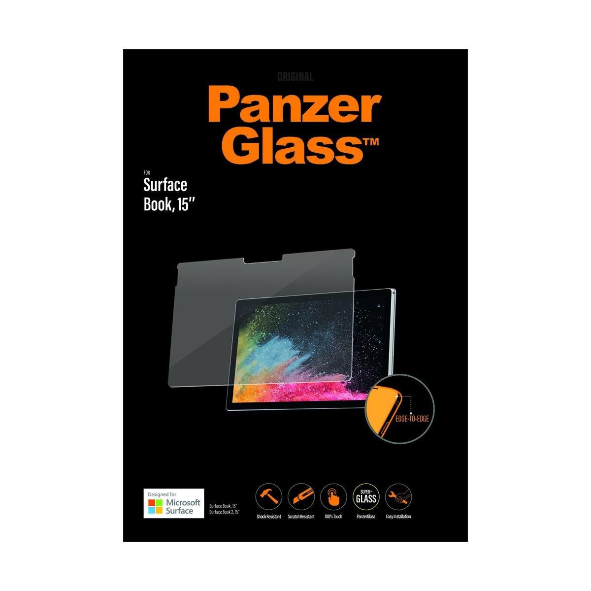 PanzerGlass 6254 protector de pantalla Tableta Microsoft 1 pieza(s)