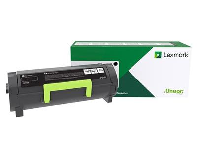 Lexmark 24B6888 Toner black, 21K pages