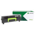 Lexmark 24B6888 Toner black, 21K pages