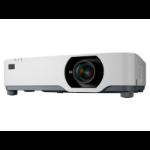 NEC P525WL videoproyector 5000 lúmenes ANSI 3LCD WXGA (1280x800) Proyector para escritorio Blanco