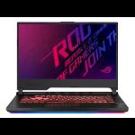 """ASUS ROG Strix G531GT-AL106T notebook Black 39.6 cm (15.6"""") 1920 x 1080 pixels 9th gen Intel® Core™ i5 8 GB DDR4-SDRAM 512 GB SSD NVIDIA® GeForce® GTX 1650 Wi-Fi 5 (802.11ac) Windows 10 Home"""