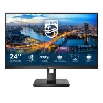 "Philips B Line 243B1/00 LED display 60.5 cm (23.8"") 1920 x 1080 pixels Full HD Black"