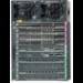 Cisco WS-C4510R+E 14U Black network equipment chassis
