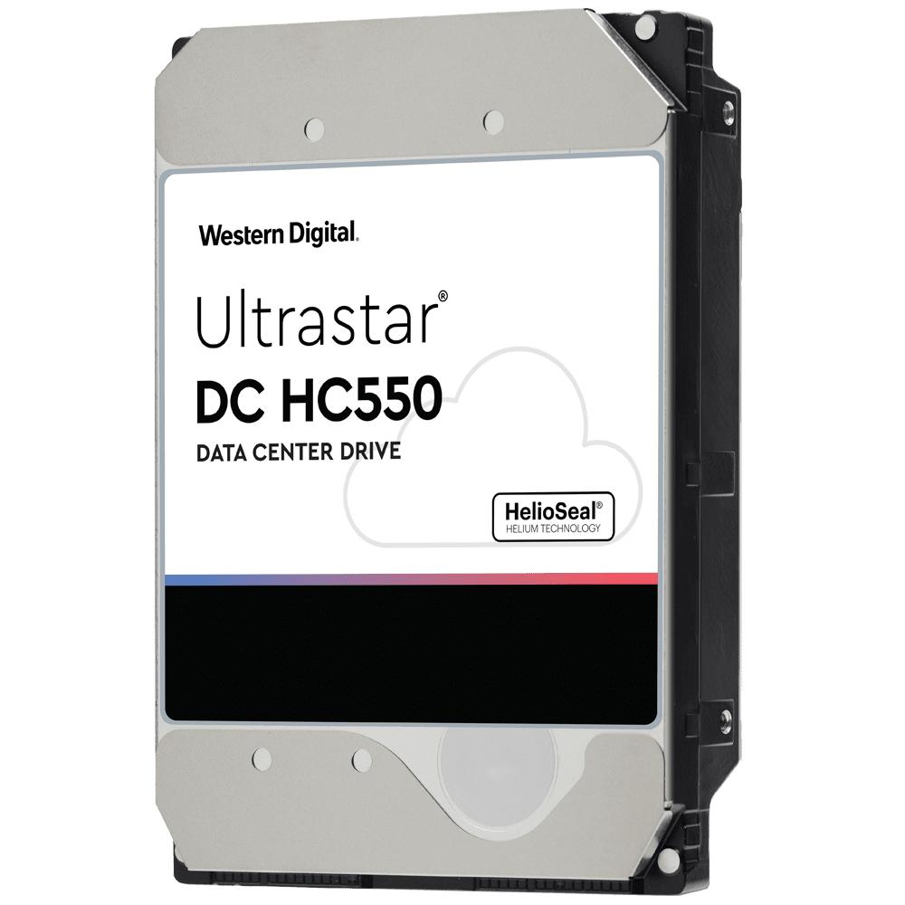 """Western Digital Ultrastar DC HC550 3.5"""" 16000 GB SAS"""