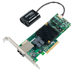 Adaptec 8885Q PCI Express x8 3.0 12Gbit/s