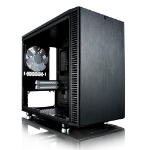 Fractal Design Define Nano S ITX-Tower Black computer case