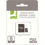 Q-CONNECT 8GB MICRO SDHC CARD CLASS10