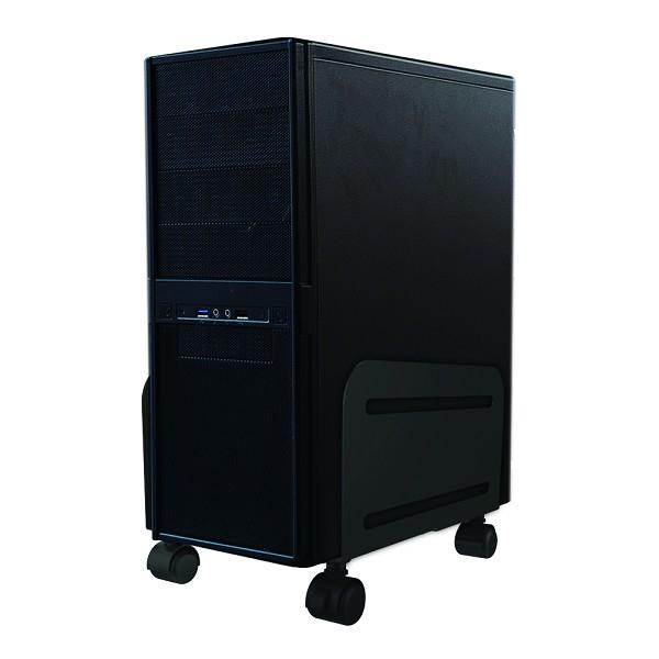Newstar CPU-M100BLACK Cart CPU holder Black CPU holder