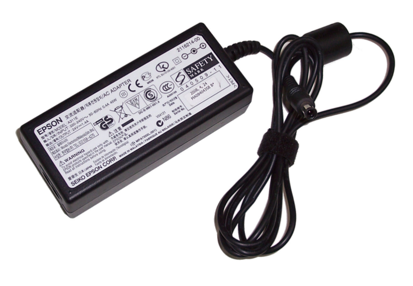 Epson 2116214 Indoor Black