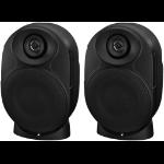 Monacor MKA-50BSET/SW 20W Black loudspeaker