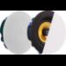 Vision CS-1900 loudspeaker 1-way 60 W Black,White,Yellow Wired