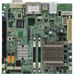 Supermicro X11SSV-M4F Intel C236 BGA 1440 Mini-ITX server/workstation motherboard