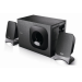 Edifier M1370 2.1channels 27W Black speaker set