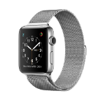 Apple Watch Series 2 OLED GPS (satellite) Stainless steel smartwatch