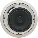 Kramer Electronics GALIL 6-C altavoz De 2 vías 30 W Negro, Blanco Alámbrico