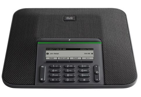 Cisco 7832 IP phone Black 1 lines LCD