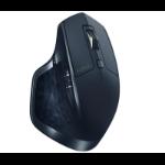 Logitech MX Master RF Wireless+Bluetooth Laser 1000DPI Right-hand Navy mice