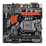 Asrock H110M-HDV, Intel H110, 1151, Micro ATX, DDR4, VGA, DVI, HDMI