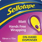 Sellotape On Hand Inv Dispenser 2379004