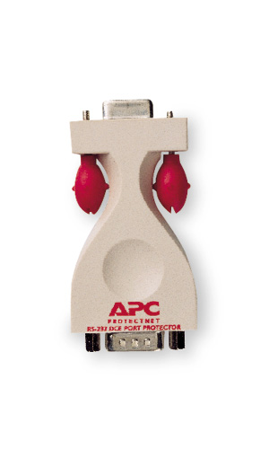 APC 9 PIN SERIAL PROTECTOR FR D 9 PIN FEMALE TO MALE wire connector