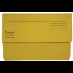Guildhall 211/5003 folder 345 mm x 245 mm Yellow