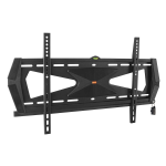 "Tripp Lite Heavy-Duty Fixed Security Wall Mount for 37"" to 80"" TVs and Monitors, Flat or Curved Screens, UL Certified"