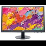 "AOC Value-line E2460SD2 24"" Full HD LED Flat Black computer monitor"