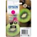 Epson Kiwi Singlepack Magenta 202XL Claria Premium Ink