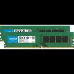 Crucial CT2K16G4DFD832A memory module 32 GB DDR4 3200 MHz