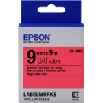 Epson LK-3RBP labelprinter-tape