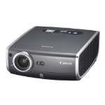 Canon Multimedia Projector data projector 2500 ANSI lumens LCD