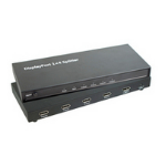 Microconnect DPS14 DisplayPort video splitter