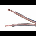 Monoprice 2747 15.2m Copper,Transparent audio cable
