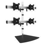 Vision Mounts Quad Screen Desk Arm Bracket