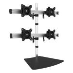Vision Mounts Quad Screen Desk Arm Bracket